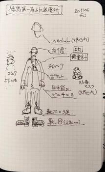 ★201106 GoTo東京電力福島第一原子力発電所へ_memo.jpg